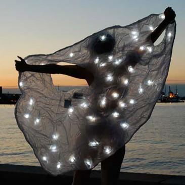 INTERACTIVE DESIGN<br/>100 Dancers