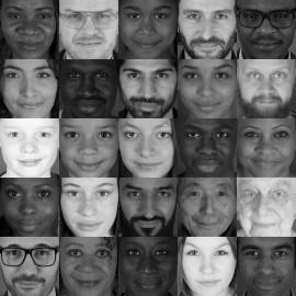 PHOTO EXHIBITION <br/> Who&#8217;s Black, Who&#8217;s White